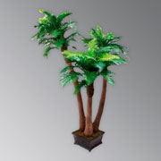 Декоративная пальма Fernpalm (3-trunk), 240cm