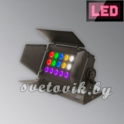Колорченджер LED CLS-20 HCL flood light