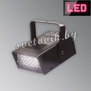 Стробоскоп LED disco strobe white