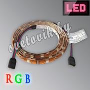 Светодиодная лента LED IP Strip 45 1.5m RGB 12V