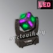 Вращающаяся голова LED MFX-3 Action cube