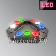 Вращающаяся голова LED MFX-4 Beam effect