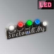 Вращающиеся головы LED MFX-5 Beam Effect