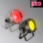 Колорченджер LED ML-46 COB RGBAW 50W Floor