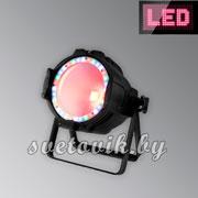 Прожектор LED ML-56 COB RGBAWUV Hypno Floor bk