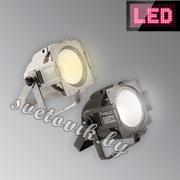 Заливающий прожектор LED ML-46 COB CW/WW 50W Floor