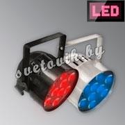 Колорченджер LED PAR-56 HCL Short