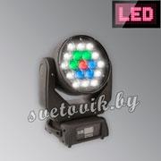 Вращающаяся голова LED TMH-X5 Moving-Head Wash Zoom