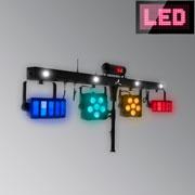 Мобильная световая система Set LED KLS Laser Bar PRO + стойка